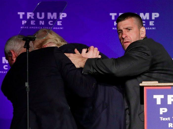 Các ứng viên Tổng thống được bảo vệ như thế nào?2