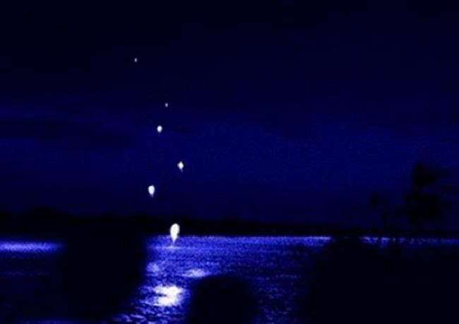 Những hiện tượng thiên nhiên kỳ bí xuất hiện trên thế giới - H11