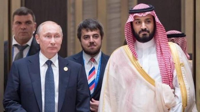 Tổng thống Putin gặp Thái tử Arập Xê út Mohammed bên lề thượng đỉnh G20 ở Trung Quốc.