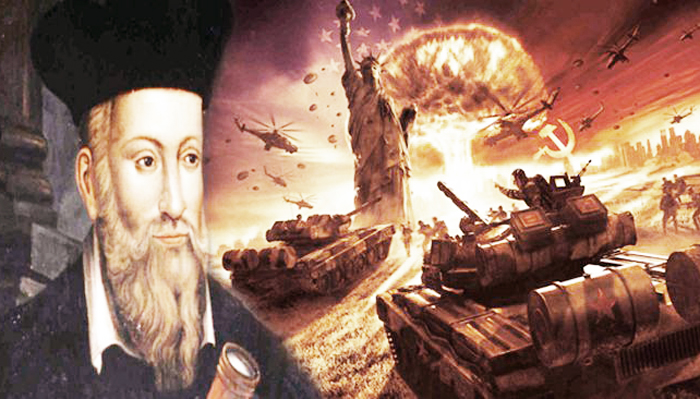 Nostradamus và những dự ngôn lạnh người về năm 2018. (Ảnh: )