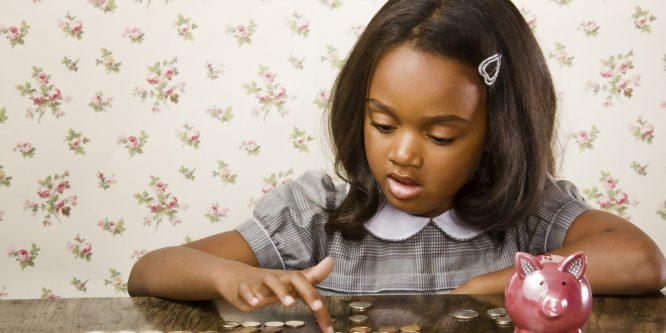 Kỹ năng đầu lòng giúp con bạn không cần đến các lớp học làm giàu.2