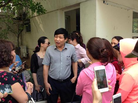 Trưởng phòng báo chí truyền thông Nguyễn Văn Ngọc cho biết không có họp báo.