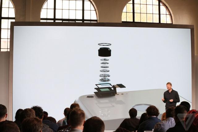 """Google cũng không quên khoe rằng Pixel là """"camera trên smartphone tốt nhất mà các hãng từng sản xuất""""."""