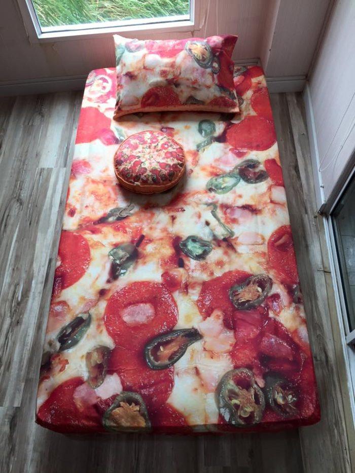 """Bạn có thể ngủ được trên những tấm ga giường """"ngon chảy nước miếng"""" này không?.3"""