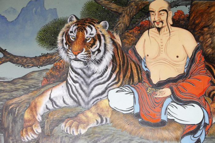 Câu chuyện tu luyện: Quay lại để hổ ăn thịt, không ngờ lại thăng thiên.1