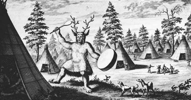 shaman-in-Siberia