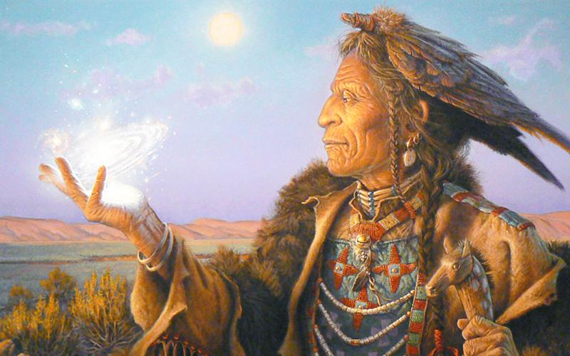 Thổ dân da đỏ châu Mỹ và những câu nói đáng suy ngẫm.1