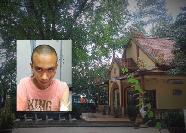 Thảm án chùa Bửu Quang: Nghi phạm bị bệnh tâm thần.1