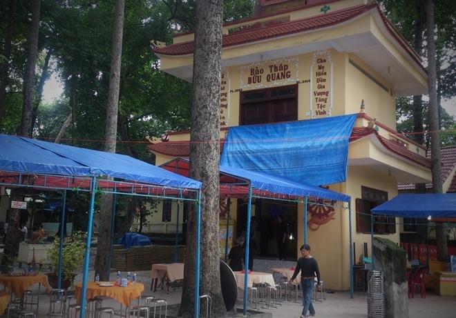 Thảm án chùa Bửu Quang: Nghi phạm bị bệnh tâm thần.2