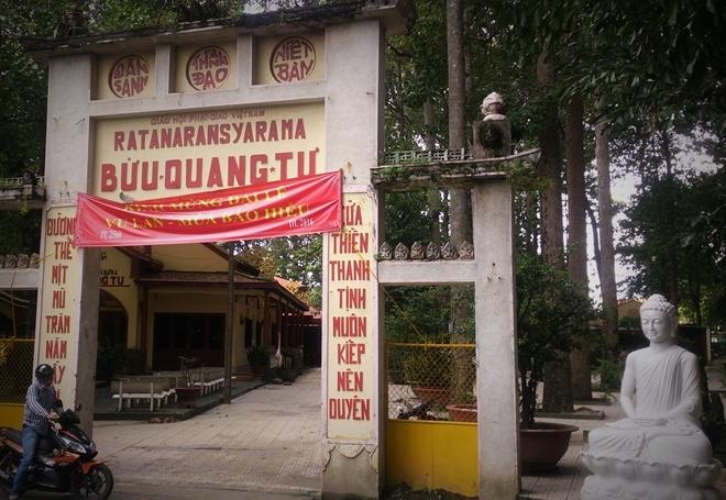 Thảm án chùa Bửu Quang: Nghi phạm bị bệnh tâm thần.5