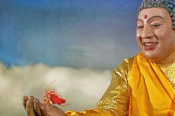 Vì sao Tôn Ngộ Không thần thông biến hóa, vẫn không thể thoát bàn tay Phật Tổ? - ảnh 1