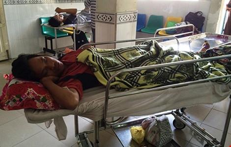 Anh Phong đang được theo dõi  tại bệnh viện.