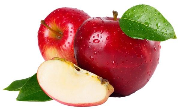 Ở Canada, 1 quả táo có giá bán 1 đô.