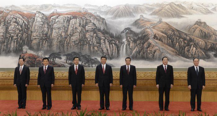 """Trung Quốc sẽ bước vào """"thời đại quyền lực mới""""?1"""