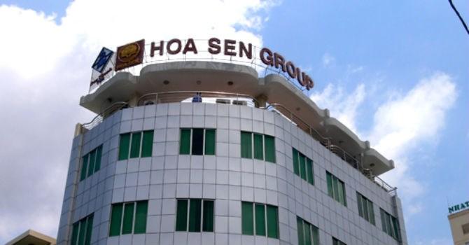 """Ông Vũ cũng khẳng định """"hiện đã có mười mấy ngân hàng cam kết tài trợ vốn cho HSG để làm dự án này"""""""
