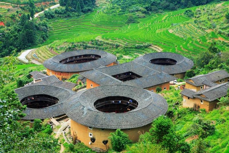 5 kiểu nhà truyền thống của Trung Hoa bạn nên tìm hiểu trước khi chúng biến mất.5