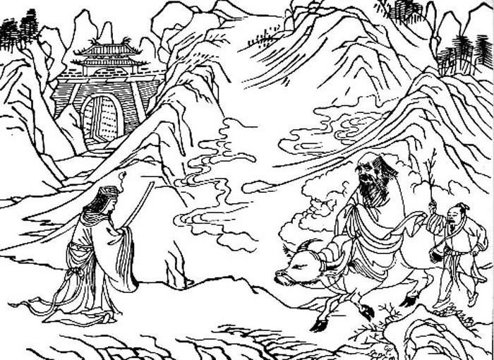 Lão Tử vì ưu ái Doãn Hỷ nên đã lưu lại Hàm Cốc quan hơn 100 ngày, truyền thụ pháp tu luyện cho ông.