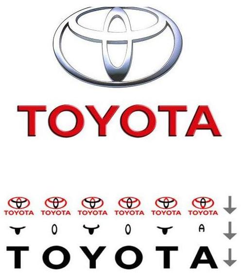 Bí ẩn trong 7 logo nổi tiếng trên thế giới