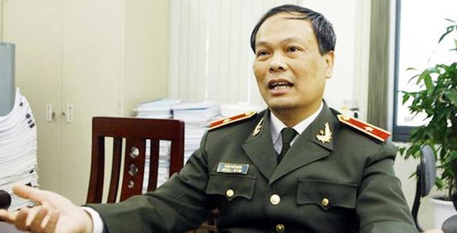 Thiếu tướng Trần Thế Quân. (Ảnh: Internet)