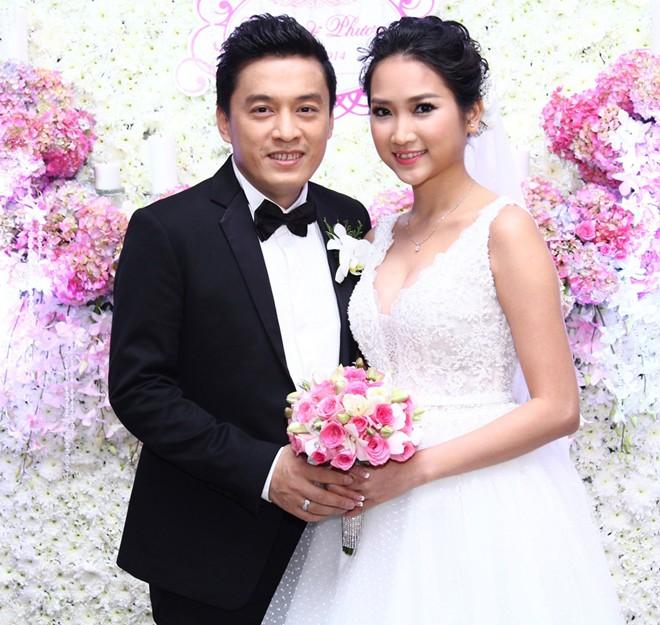 Lam Trương và Yến Phương.