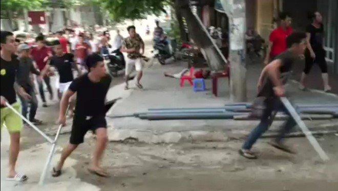 Truy nã 2 chủ mưu trong vụ 50 thanh niên truy sát ở Phú Thọ.2