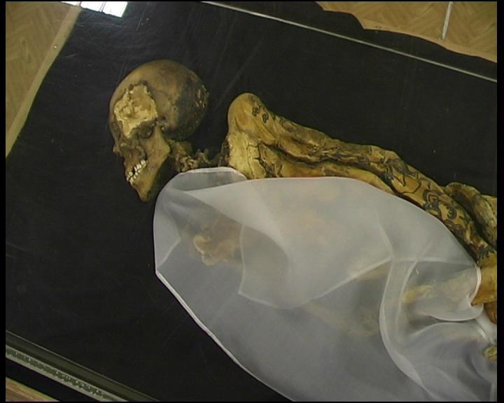 Xác ướp 2500 tuổi của công chúa Siberia sẽ lần đầu ra mắt công chúng.