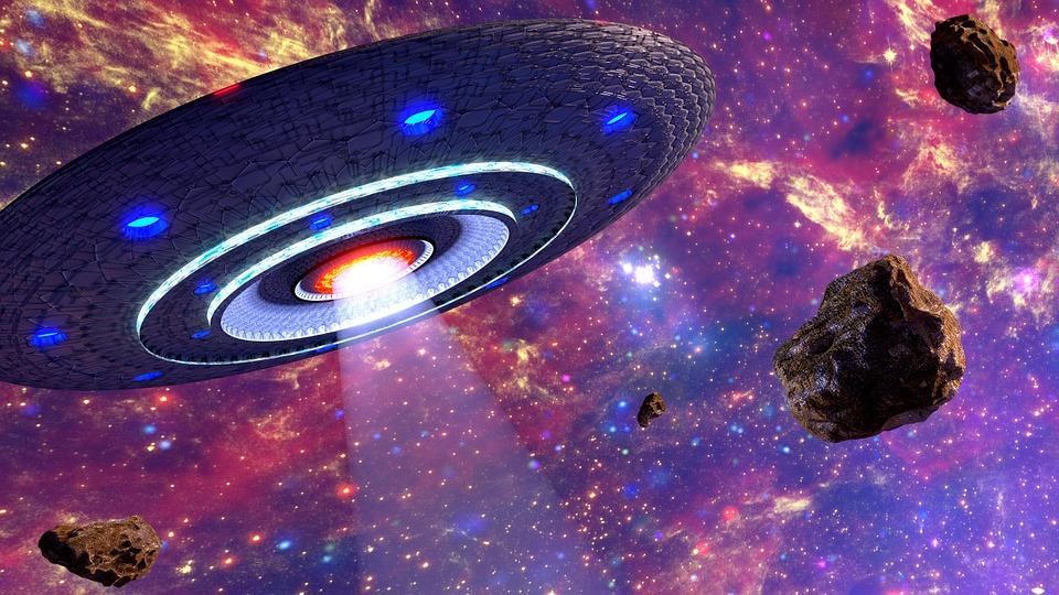 UFO (ảnh minh họa).