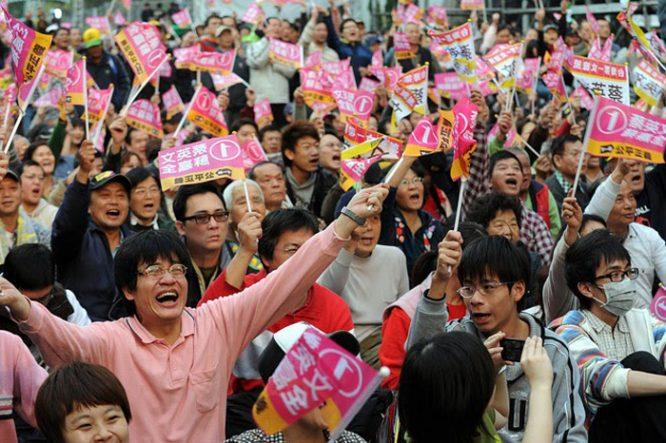 Tâm sự của du khách TQ: Đến Đài Loan mới biết mình bị lừa dối.4