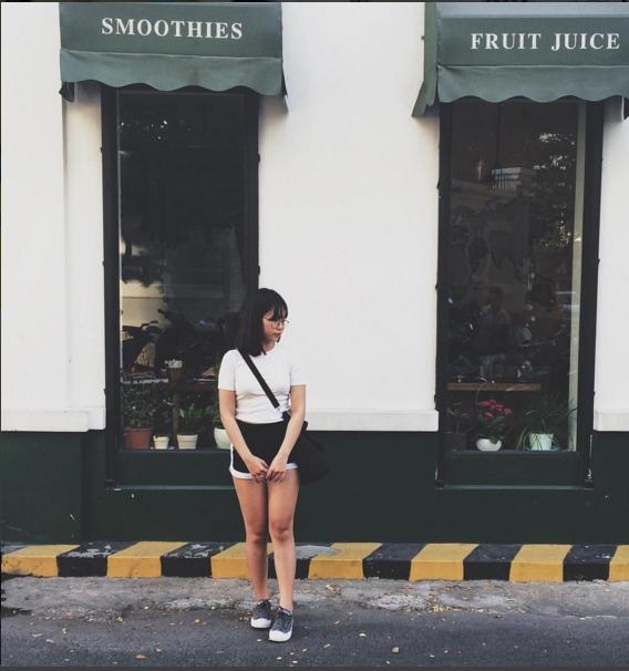 """Những điểm chụp ảnh cực """"phong cách"""" ngay tại Hà Nội và Sài Gòn. 2"""