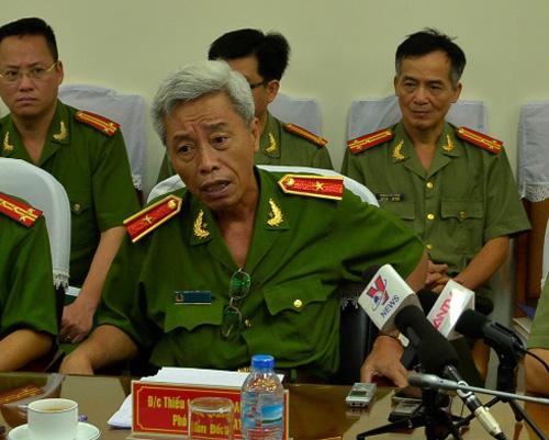 """Tướng Phan Anh Minh cho rằng vụ quán cà phê Xin chào là vụ việc """"nhỏ như móng tay"""", không nên tốn nhiều giấy mực"""