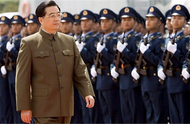 Hai nhân vật khiến Hồ Cẩm Đào trở thành bù nhìn trong quân đội Trung Quốc.2