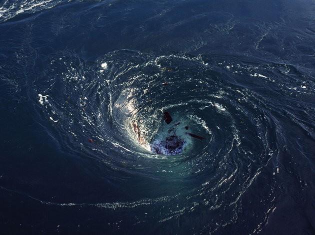 Những hiện tượng bí ẩn ngoài đại dương.2