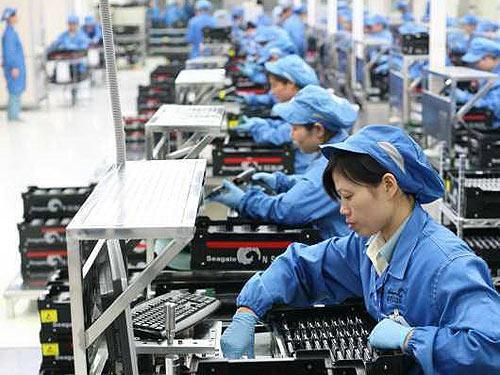 Tốc độ tăng năng suất lao động Việt Nam cao nhất Đông Nam Á song vẫn khó bắt kịp các nước trong khu vực.