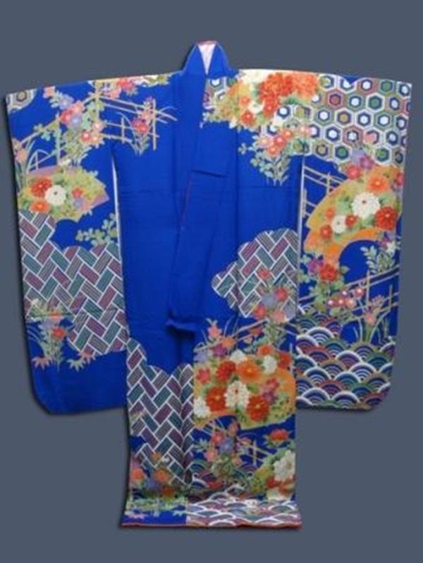 yuzen kimono 1