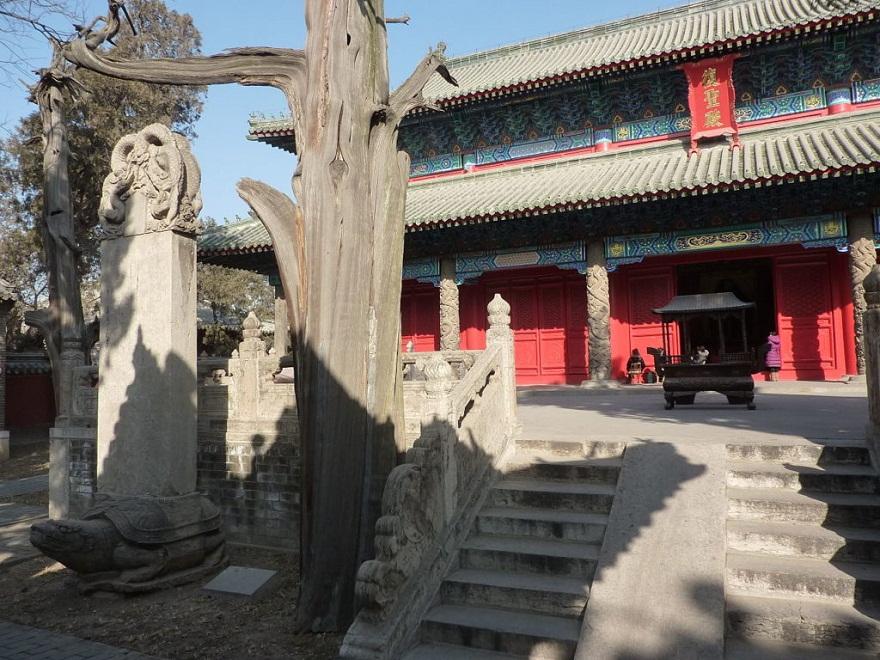 Đền thờ Nhan Hồi ở Sơn Đông (Trung Quốc). Ảnh: Wikipedia.