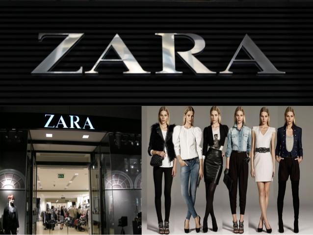 Zara bắt nguồn từ 1 cái tên khác