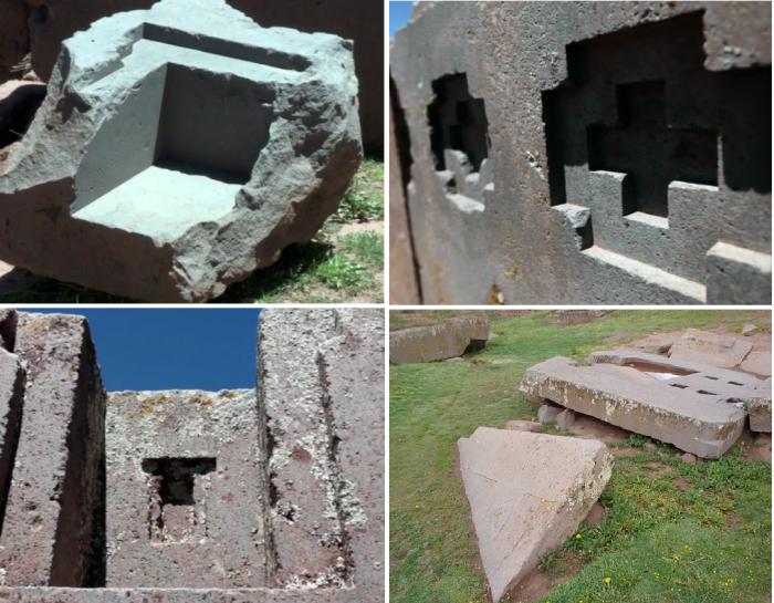 12 Sự thật về pháo đài cổ đại Puma Punku của người ngoài hành tinh - H7
