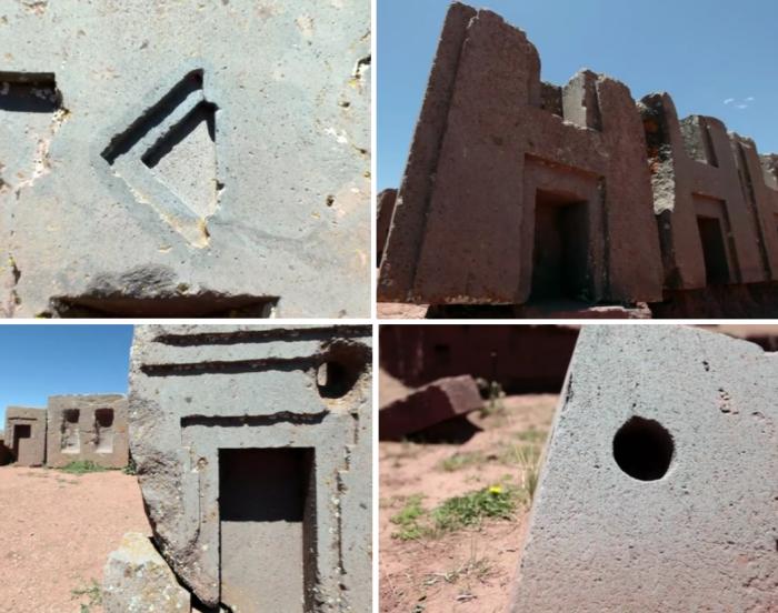 12 Sự thật về pháo đài cổ đại Puma Punku của người ngoài hành tinh - H5