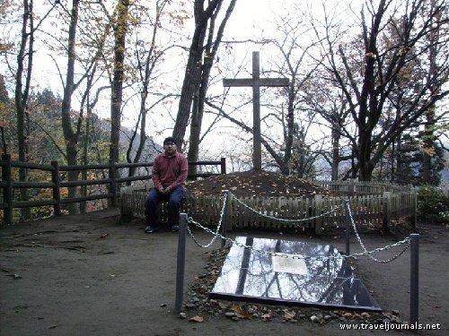 Ngôi mộ - nơi an nghĩ của chúa Giêsu