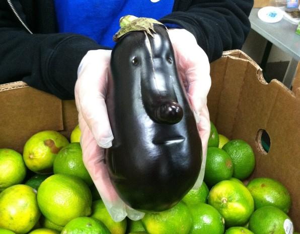Những trái cây có hình thù ngộ nghĩnh - H5