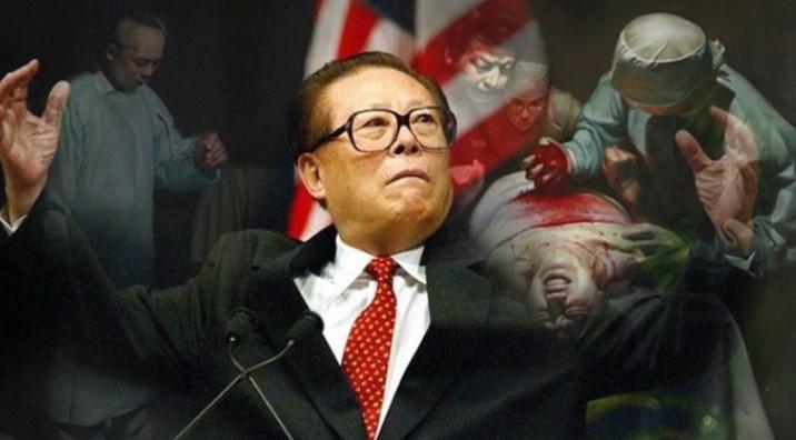 Đoạn ghi âm tiết lộ Giang Trạch Dân chỉ thị việc giết người lấy nội tạng.1