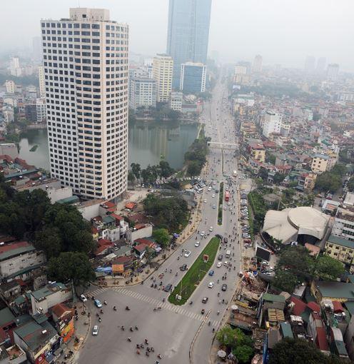 Đường đẹp nhất Việt Nam trước và sau khi bị chặt cây - H5