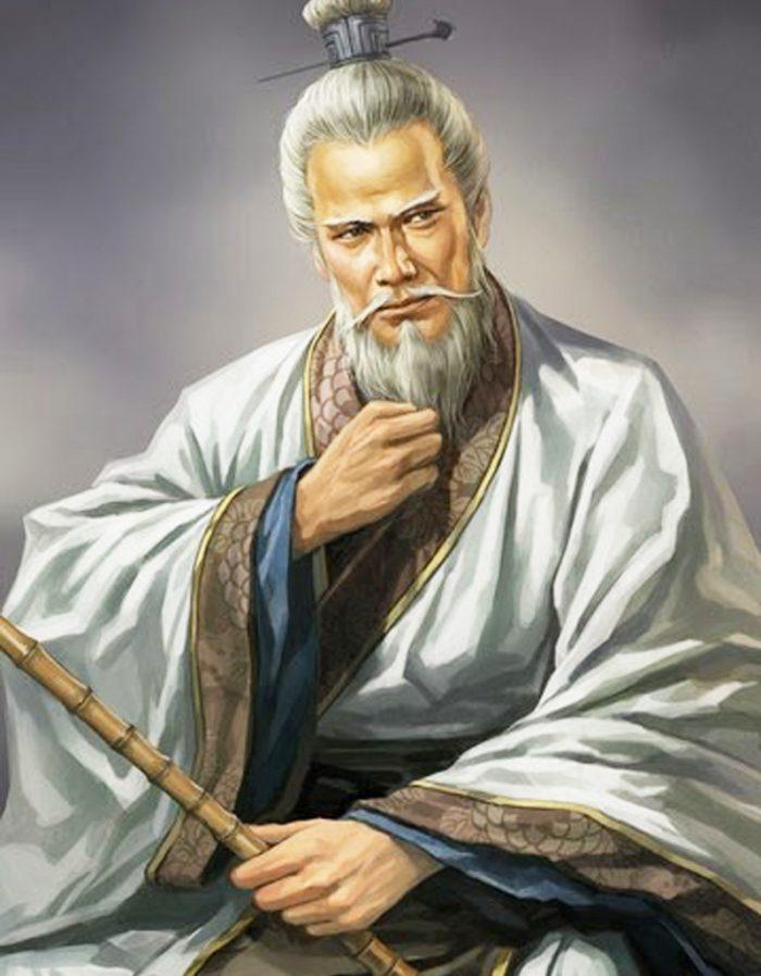 Khương Tử Nha 4 lần chuyển sinh đều là người tài ba xuất chúng.2