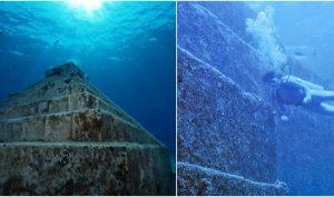 Văn minh nhân loại từng diệt vong nhiều lần: 5 tàn tích hùng vĩ dưới đáy đại dương