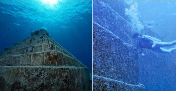 5 tàn tích hùng vĩ dưới đáy đại dương chứng tỏ: Văn minh nhân loại từng diệt vong nhiều lần