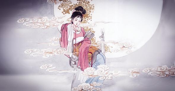 Viết thơ mạo phạm Hằng Nga, Đường Minh Hoàng gặp họa vong quốc