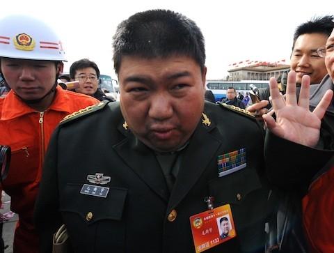 Mao Tân Vũ, cháu nội của Mao Trạch Đông