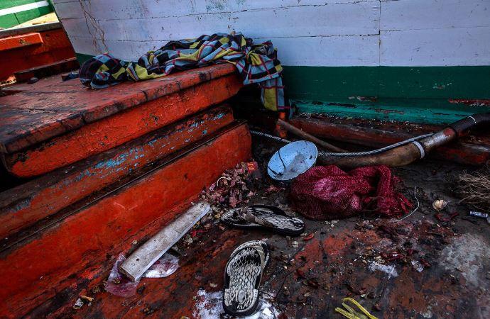 Thảm cảnh khốn cùng của người di cư Rohingya và Bangladesh trên biển - H2
