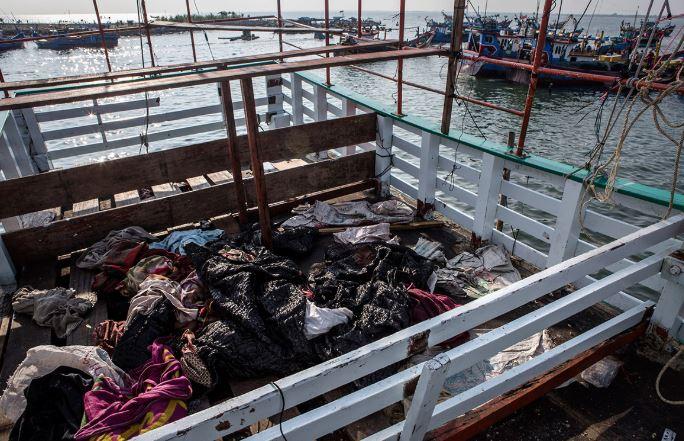Thảm cảnh khốn cùng của người di cư Rohingya và Bangladesh trên biển - H4