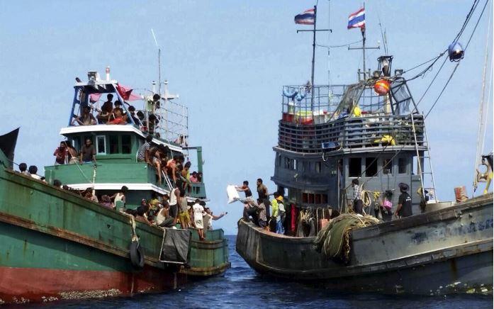 Thảm cảnh khốn cùng của người di cư Rohingya và Bangladesh trên biển - H9